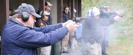 Retired Law Enforcement Officers Renew Their Concealed ...