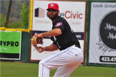 Veteran Randy LeBlanc went 6.0 innings to collect his sixth win of the year.