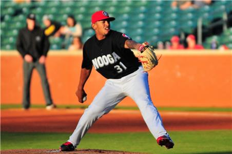 Fernando Romero spent the entire 2017 season with the Lookouts.