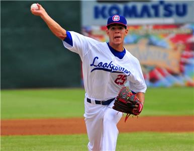 Jose Berrios is quickly becoming the ace of the starting rotation for Minnesota.