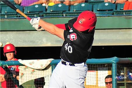 After spending the first part of the season on the disabled list, Andy Wilkins has rejoined the Lookouts.
