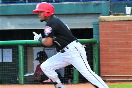 Luis Arraez went 3-for-5 in a losing effort to Jacksonville Sunday.