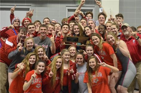 The Baylor boys' and girls' varsity swimming and diving teams have been named the 2018 National Independent School Dual Meet champions by the National Interscholastic Swim Coaches Association