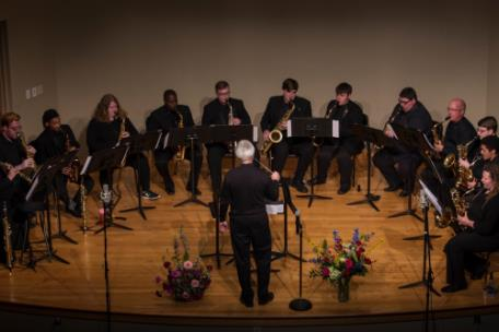 Lee University's saxophone quartets will give a concert Friday