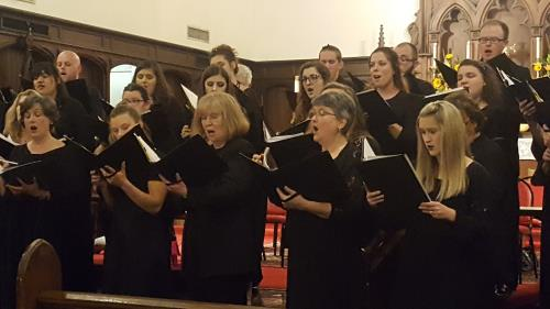 The Chattanooga Bach Choir