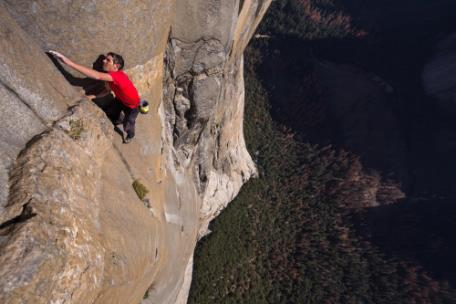Imax Theater Hosts Special Run Of Climbing Film Free Solo Jan 11 17