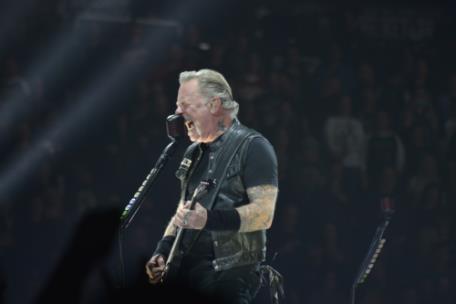 PHOTOS: Metallica Performs At Bridgestone Arena In Nashville