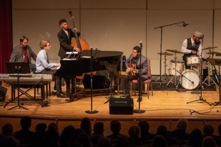 The Lee University Small Jazz ensembles will give a concert on Wednesday