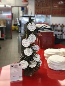Giving Tree at Five Guys