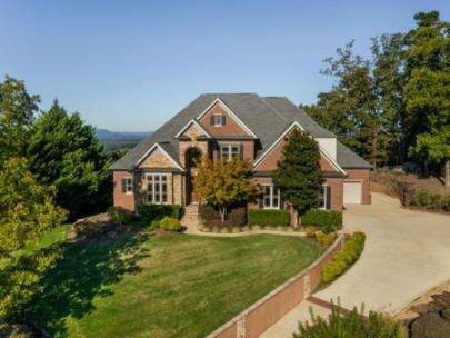 Home on Heavenly View at Ooltewah