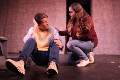 "Dillon Melvin and Teagan Hughes in the scene ""This Hurts"""