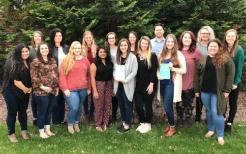 "Lee's Marriage and Family Therapy graduate interns, who will present and facilitate the ""Hold Me Tight"" couples' workshop"