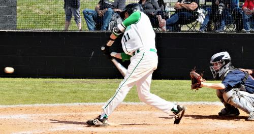 East Hamilton catcher Will Campbell delivered a game-winning RBI single in the seventh inning to give the Hurricanes a 7-6 win over Franklin County on Saturday in the Ooltewah Invitational. East Hamilton won four games over the weekend.