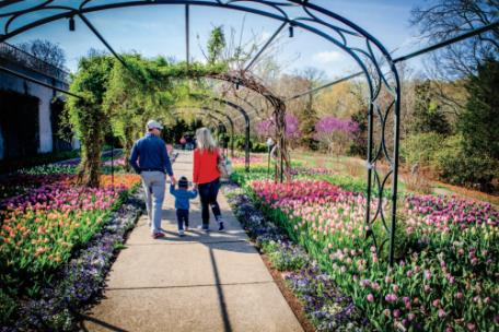 Tennessee tourism round up april events - Cheekwood botanical garden and museum of art ...