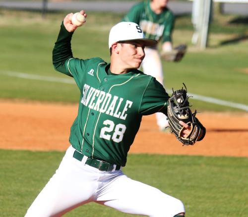 detailed look 36b2c 63fa5 Franklin Pitches Silverdale Past Notre Dame - Chattanoogan.com