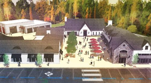 Lookout Mountain, Ga , Plans To Replace Town Hall With