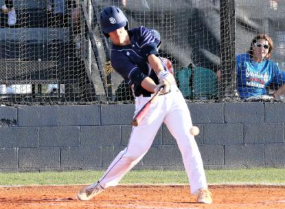 Aaron Couch went 4-4 and drove in four runs as the Soddy-Daisy Trojans edged Warren County, 5-4, in eight innings Monday in the Region 3-3A baseball tournament at Tom Higgins Field. The Trojans now host Bradley Central on Wednesday in the championship game.