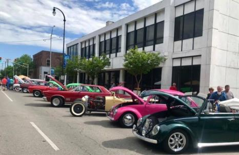 The Cleveland MainStreet Cruise-In is Saturday