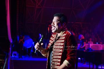 Lionel Richie was a featured act at Riverbend. See photo gallery by Mark Herndon.