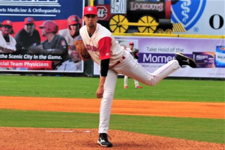 Starting pitcher, LHP Scott Moss, has steadily improved his performance and had another quality start Tuesday night in a no-decision.