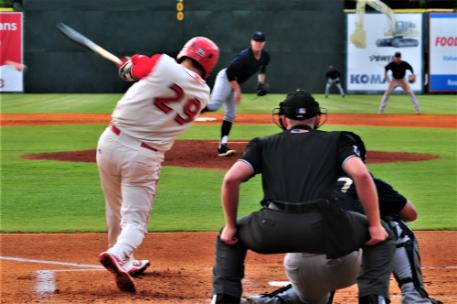 The Chattanooga Lookouts are losing one of their best hitters, Mitch Nay, to Triple-A Rochester.