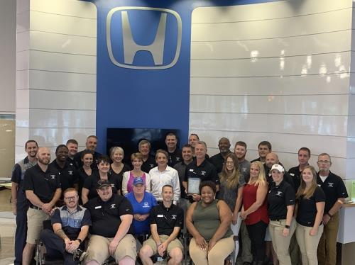 Honda Of Cleveland >> Honda Of Cleveland Celebrates 20 Years With Honda