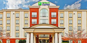 The Holiday Inn Express in Lookout Valley has sold for $8.8 million