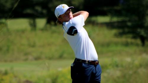 Junior A.J. Lintunen turned in a career-low 69 as the Chattanooga Mocs posted a tidy number completing the Carpet Capital Collegiate
