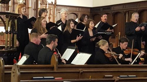 The Chattanooga Bach Choir presents Christmas Oratorio, Part V on Sunday