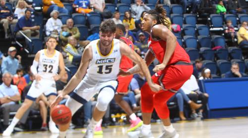 Ramon Vila and the Chattanooga Mocs put their most complete effort of the season together earning a Southern Conference triumph over visiting Samford