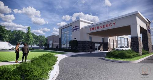 Parkridge Health System Announces Construction Of New Emergency Room Chattanoogan Com