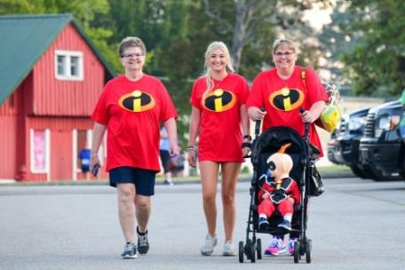 Bethel SuperHeroes Run For Hope