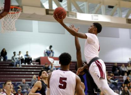 Quay Kennedy led the Flames with 26 points as Lee rallied for a comeback win over West Georgia.