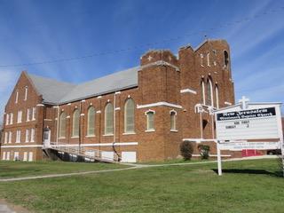 Chattanooga Methodist Church Christmas 2020 John Shearer: Uniquely Receiving Two Church Mementoes – And