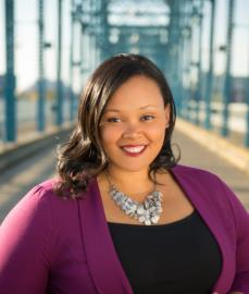 "Attorney Amanda Jelks has been named ""Best Attorney"" by Chattanooga Business Elite. The award was presented to Ms. Jelks at the 1st Annual Black Excellence of Chattanooga Awards"