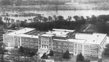 City High was once on E. Third Street