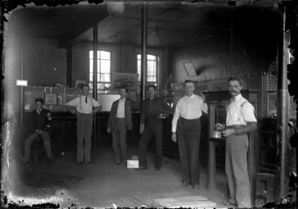 Southern Express employees in Chattanooga