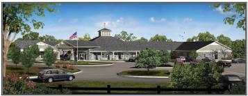 Morning Pointe Senior Living announces the Chattanooga-based senior healthcare company's plans to build a new senior living and Alzheimer's memory care community on Reagan Road, located off of Hardin Valley Road and Pellissippi Parkway. Construction is slated to begin in summer 2020 with a grand opening in late 2021. This combined campus marks Morning Pointe's third community in the greater Knoxville area.