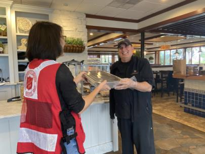 Acropolis has shown support to the Chattanooga community over the past several weeks, donating $1,000 in Acropolis gift cards to tornado victims, and more than 300 meals to victims and volunteers