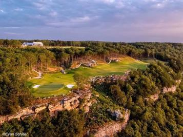 "The Course at McLemore joins the list of golf courses honored by Golf Digest with the course's 18th hole named, ""Best Finishing Hole in America - since 2000"""