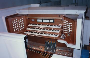 First Presbyterian Church, in downtown Chattanooga, is celebrating the 50th anniversary of the installation of their Moller organ with a concert on Sunday