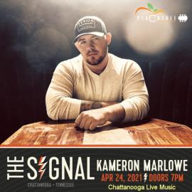 Check in The Signal Saturday at 8 p.m. for Kameron Marlowe