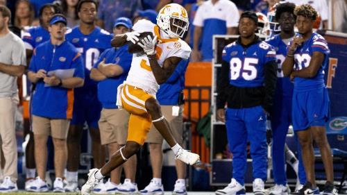 Vols Fall To Florida, 38-14, In SEC Opener